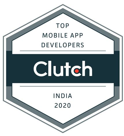 Top App Development Company by Clutch
