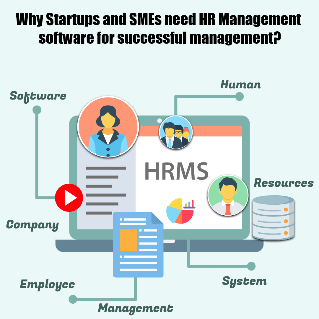 Why Startups and SME's need for HR Management software for successful management?
